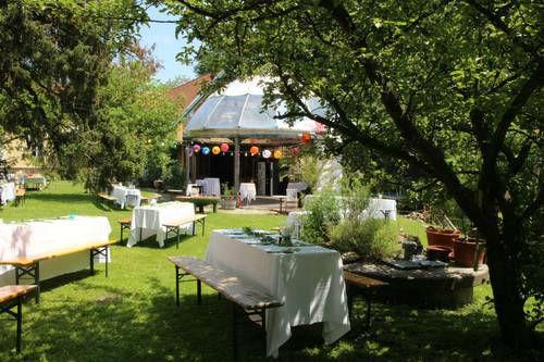 Beispiel: Traumhafte Hochzeitslocation, Foto: Villa Kunterbunt.