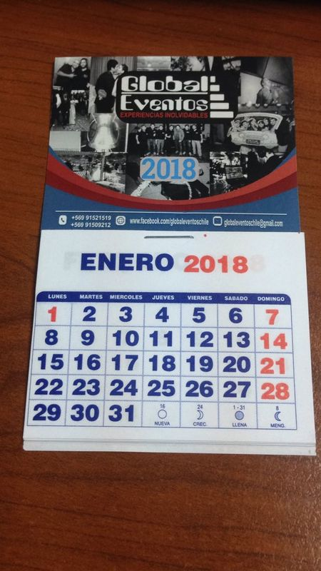 Global eventos Chile