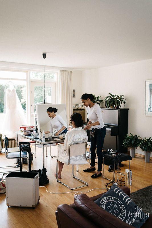 Maite Veronica Make-Up Artist & Hairstylist