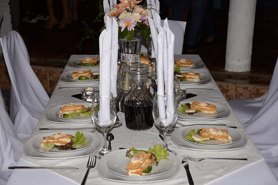 Banquetería Auchh