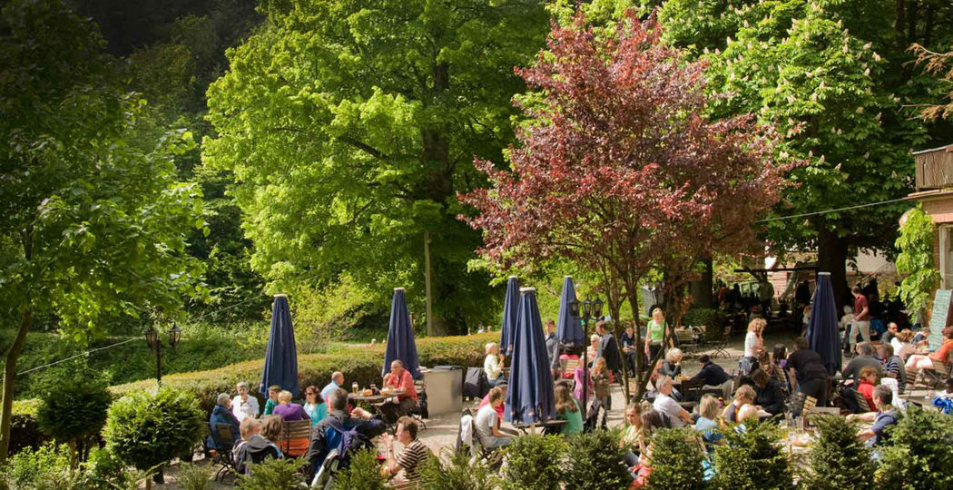 Waldrestaurant St. Ottilien