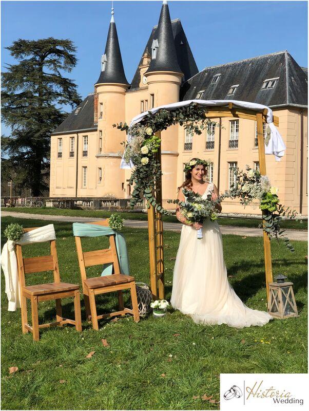 Historia Wedding