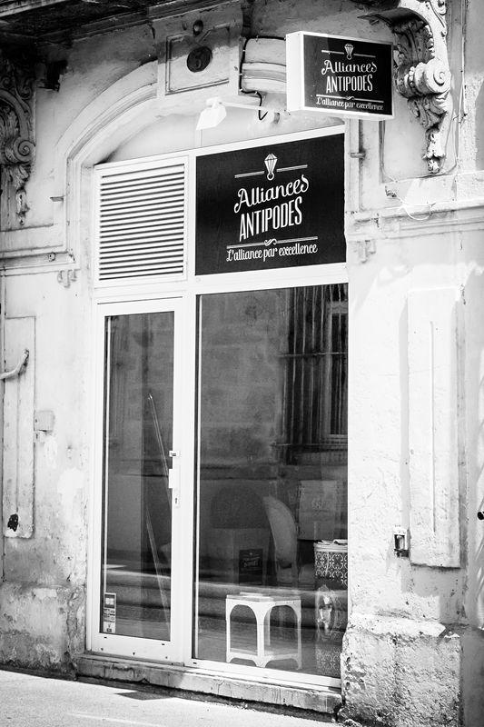 Alliances Antipodes - Montpellier