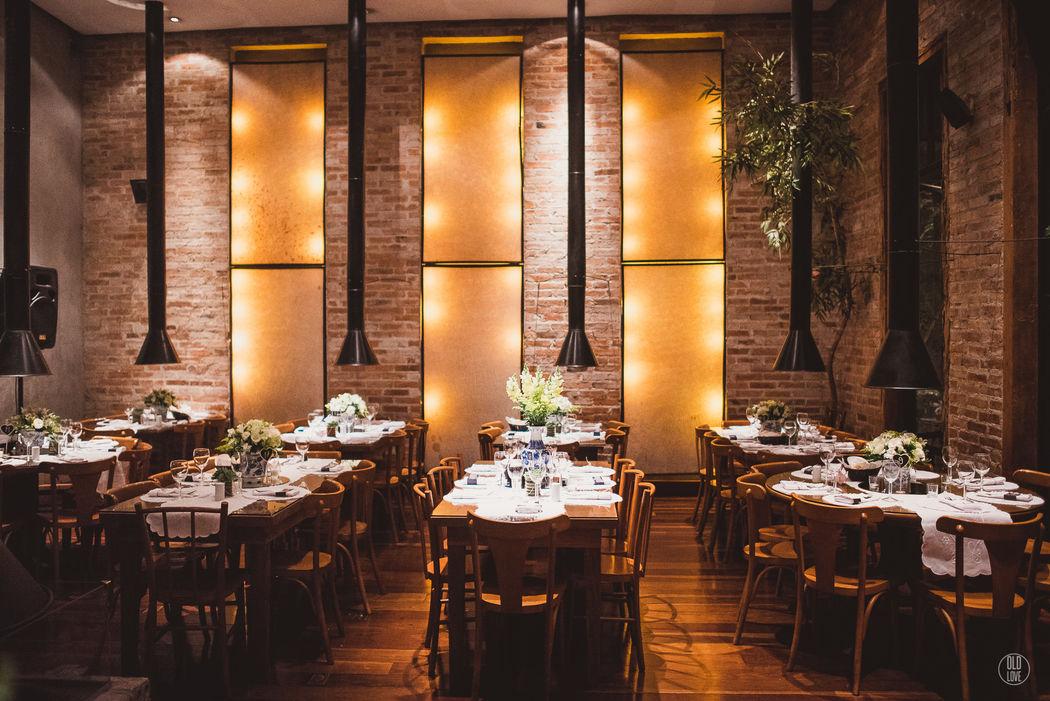 Le Rechaud Restaurante