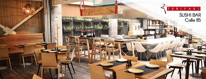 Teriyaki Sushi Bar