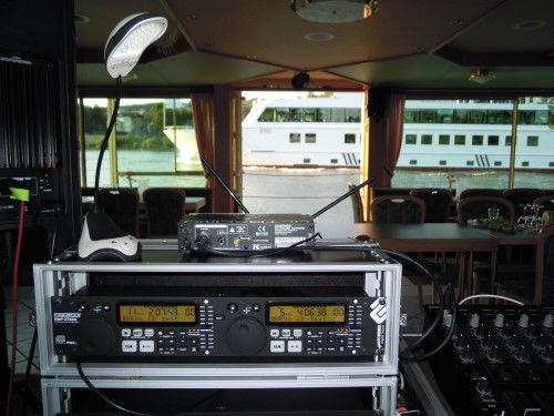 Beispiel: Ton- und Lichtanlage, Foto: DJ Ingo Drews.