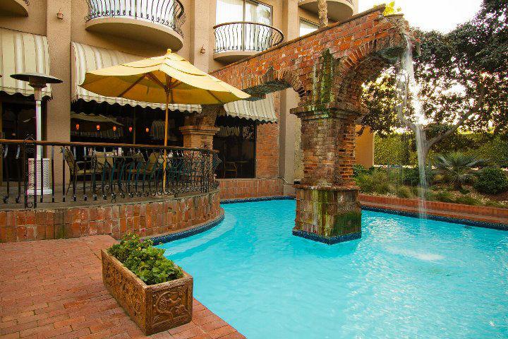 Hotel Lucerna, espacio para realizar eventos ubicado en Tijuana.