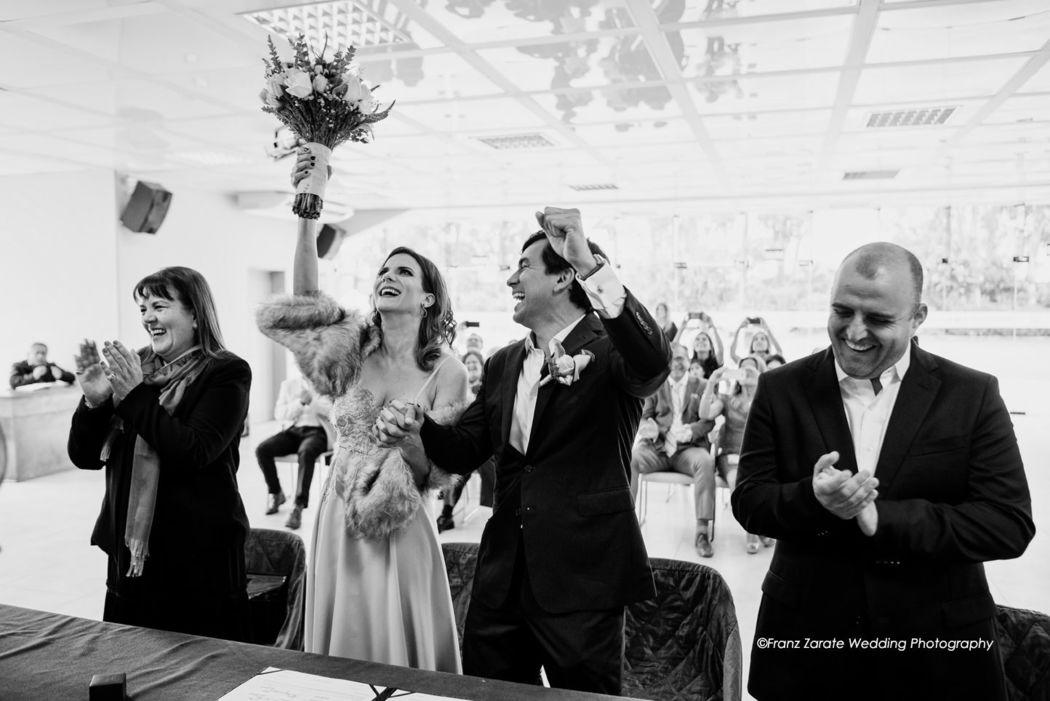 Franz Zarate Wedding Photographer