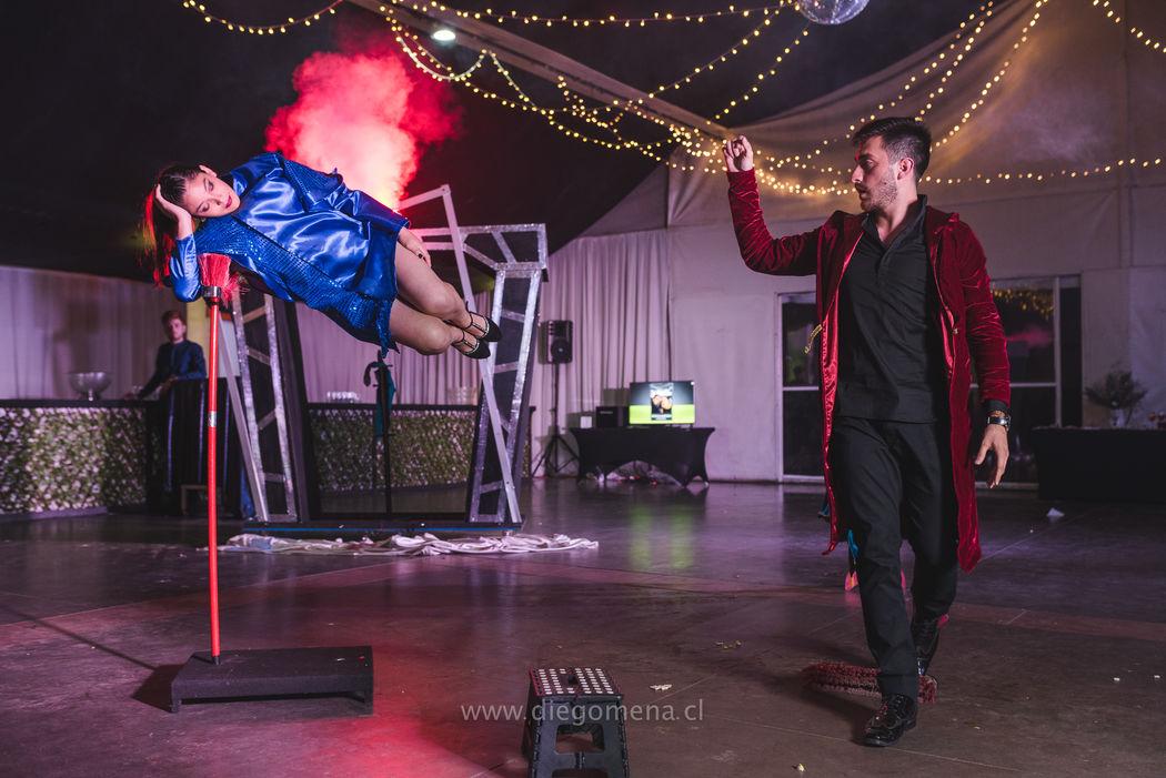 Ilusionistas - Magia para matrimonios