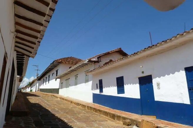 Hotel Misión Santa Bárbara Barichara