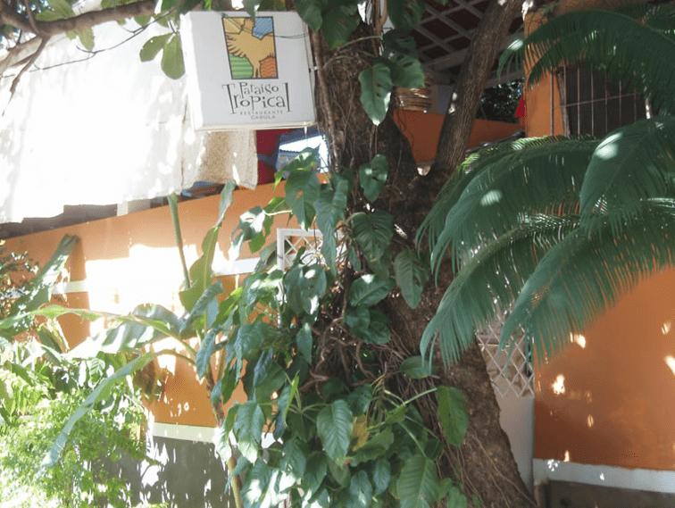 Restaurante Paraíso Tropical