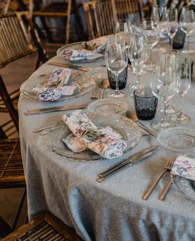 Finca el Tomillar by Cortés de Moraga Catering