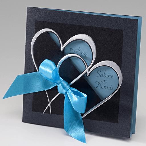 Card XL - Bruiloft Uitnodigingen