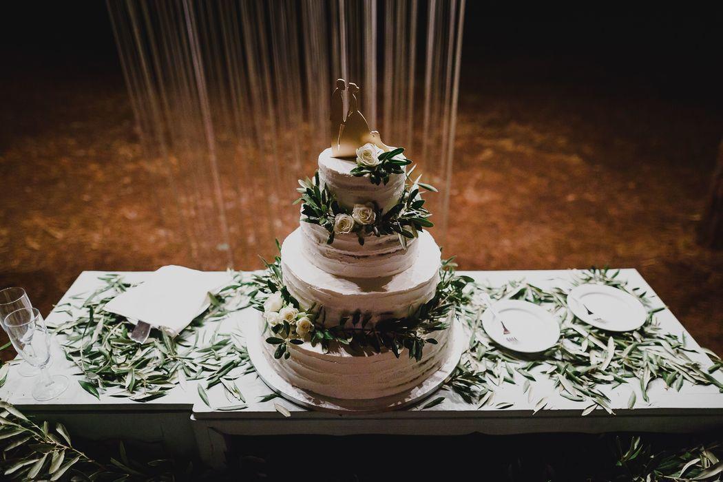 Corte de bolo
