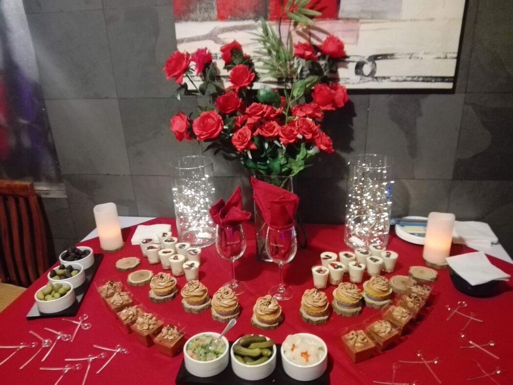 Coctelería  y Banquetería AFES