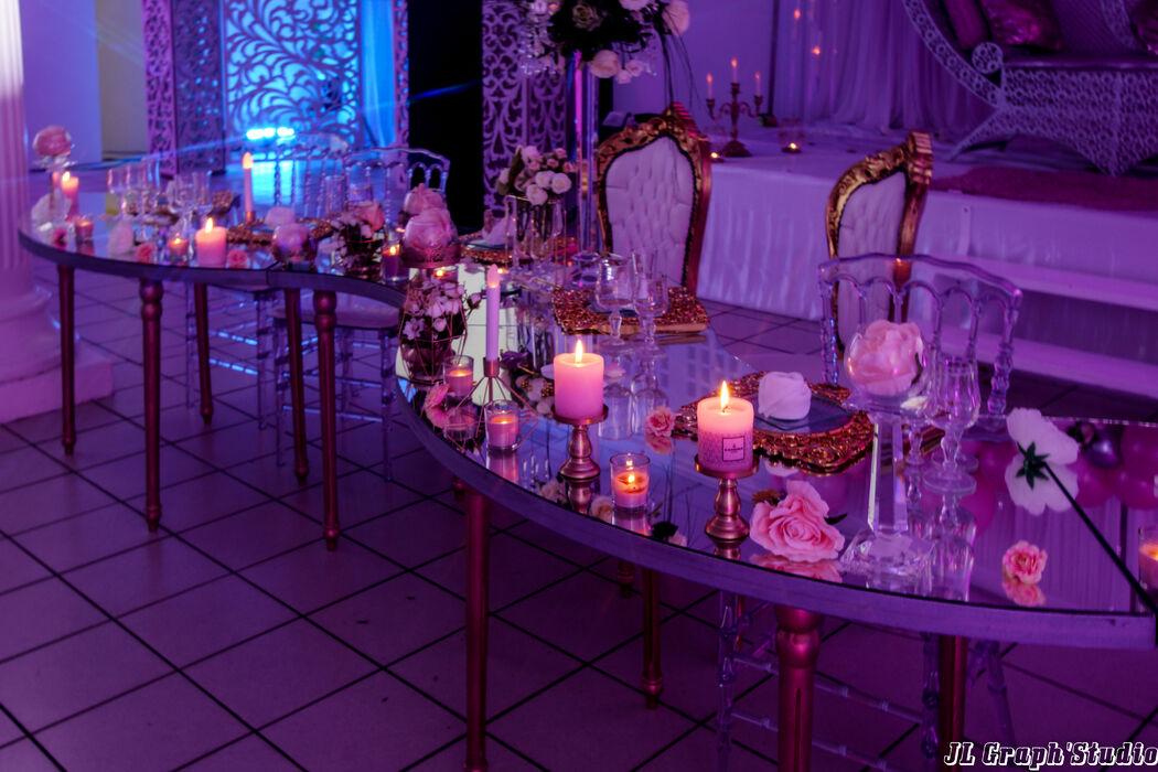 Athena Réception et Mariage