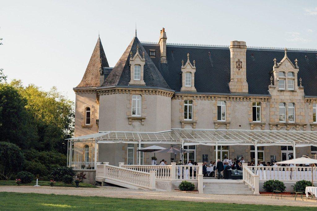 Château de Kervoazec