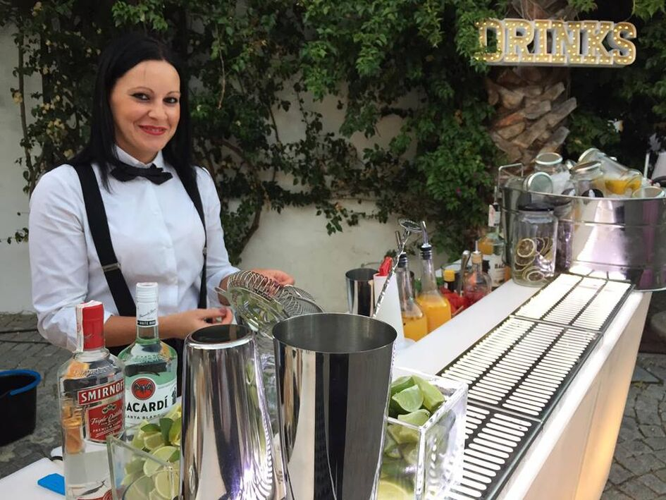 El Bartender - Bar Catering