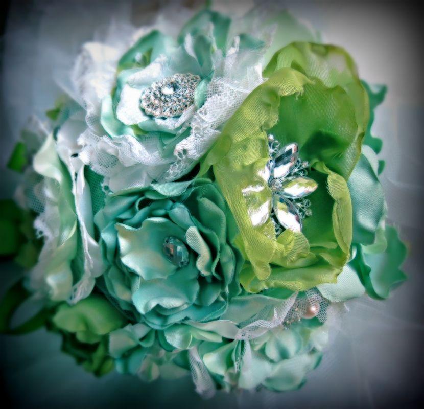 Bouquet Eterno (criamos Bouquets delicados nos tons da sua preferência)