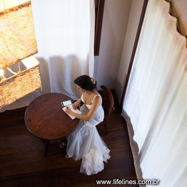 Renda com Sal Decoração e assessoria de casamento no Morro de São Paulo