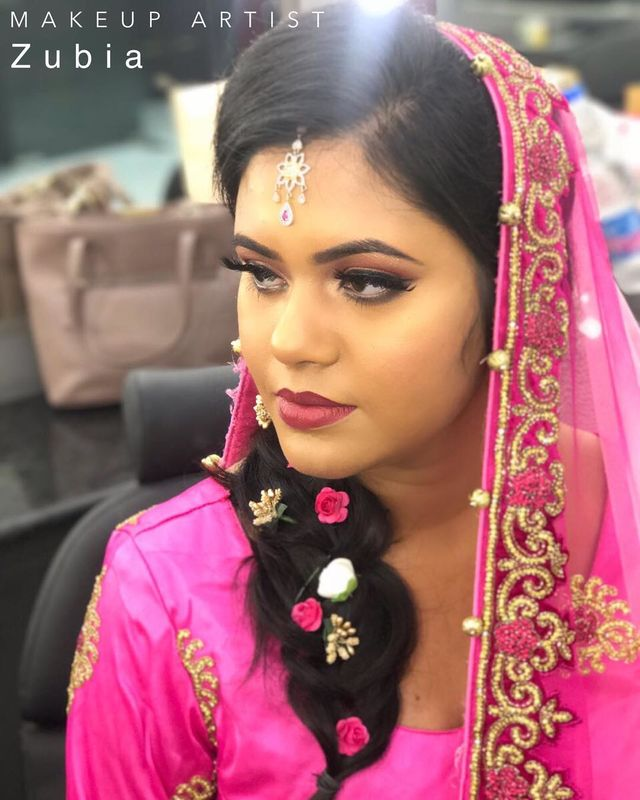 MakeUp By Zubia Ahmed
