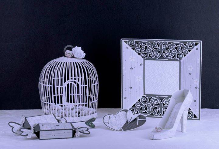 Mym Scrapparty Empaques Decorativos