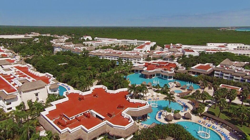 Grand Riviera Princess resort
