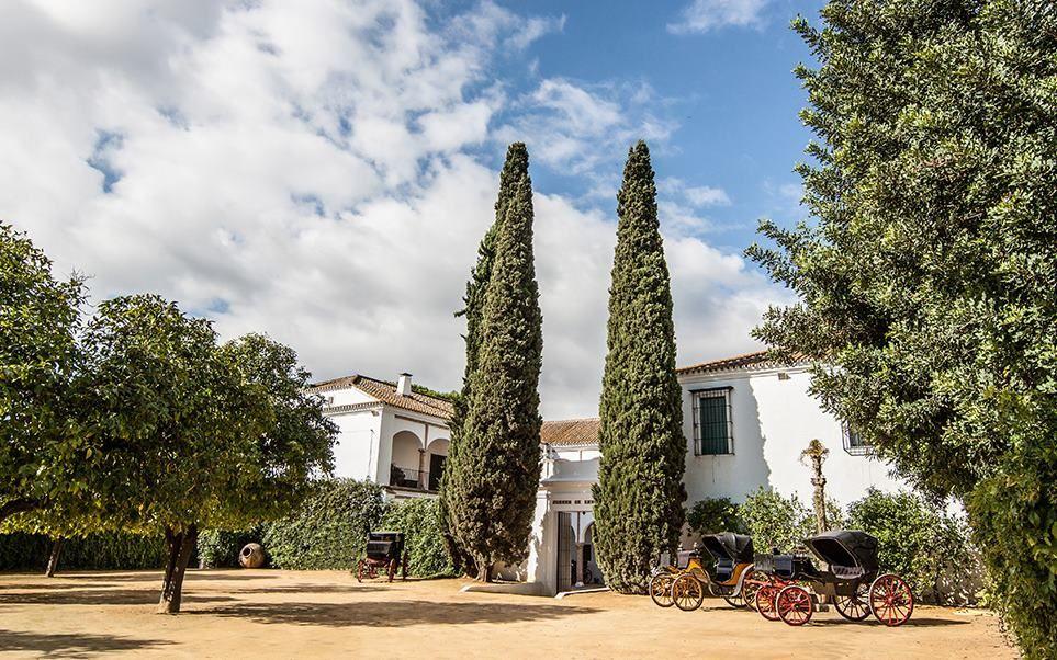 Finca Majaloba - Hacienda Huerta de Lebrena
