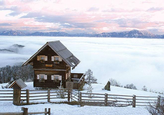 Gipfelhaus Magdalensberg