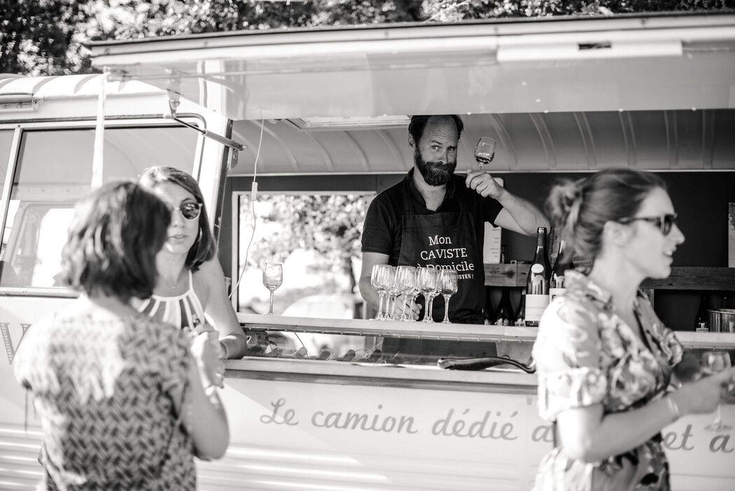 WINETRUCK Je Vais & Je Vins - Mon Caviste à Domicile