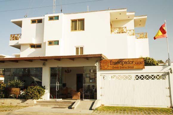 Hotel Emancipador Paracas