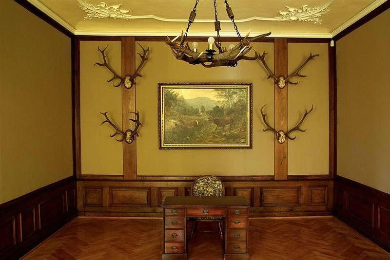 Beispiel: Jagdsalon, Foto: Schloss Langenselbold.