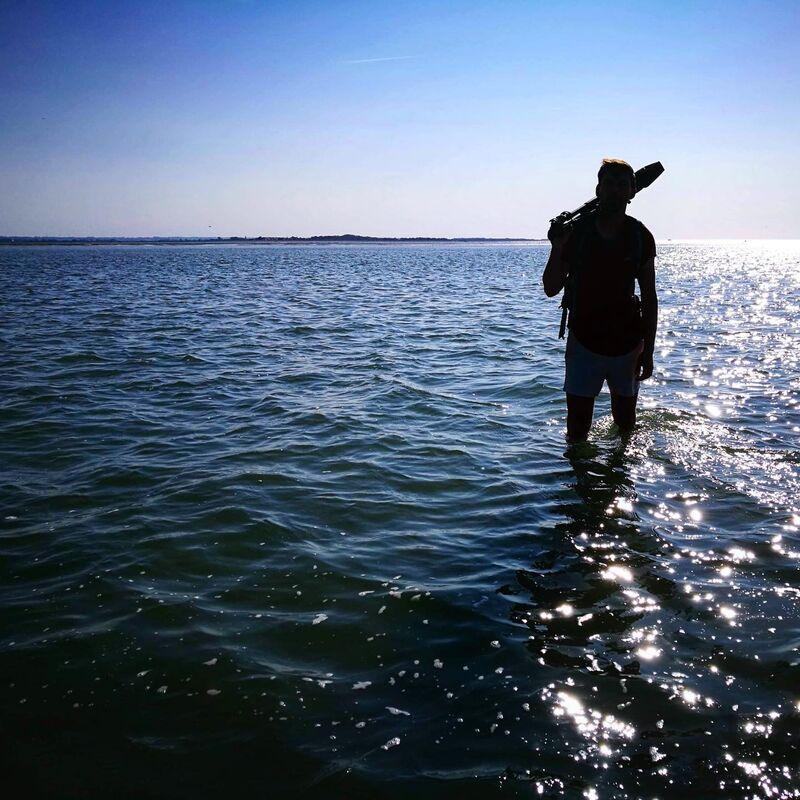 En Baie avec Lucas
