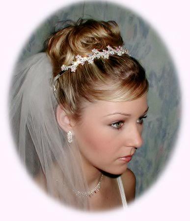 Diadème Fleurs - Bijoux de Mariage