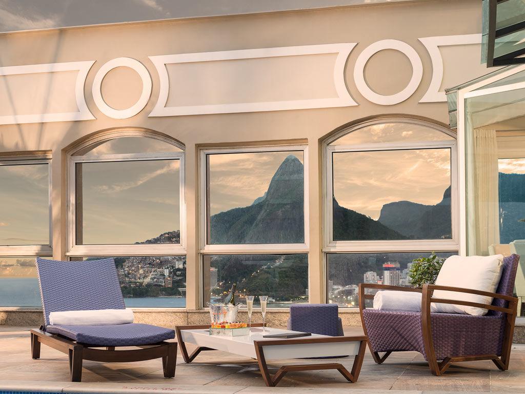 Hotel Caesar Park | Rio de Janeiro Ipanema