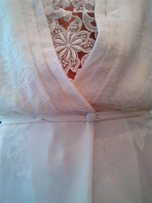 Virginie Sauvadet - Robes de mariée