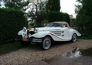 M.B.K. Classic Cars