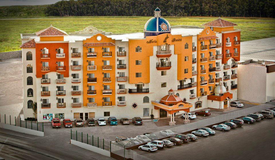 Hotel María Bonita en Ciudad Juaréz