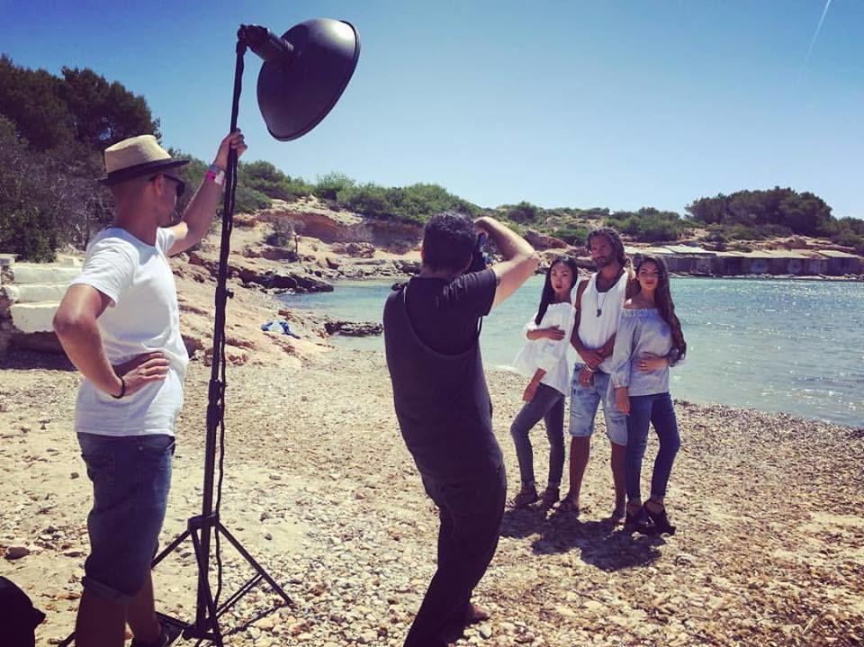 Alexia Muah & style Ibiza