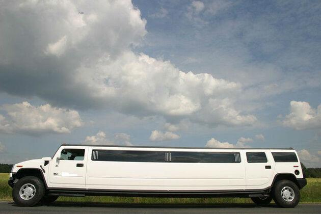Beispiel: Limousine für Ihre Hochzeit, Foto: LUXUSLIMO.DE Kehl.