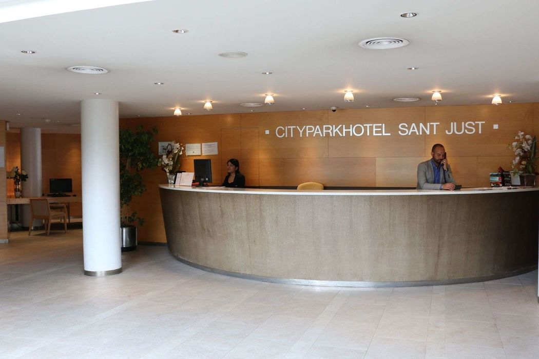 Hotel HLG CityPark Sant Just