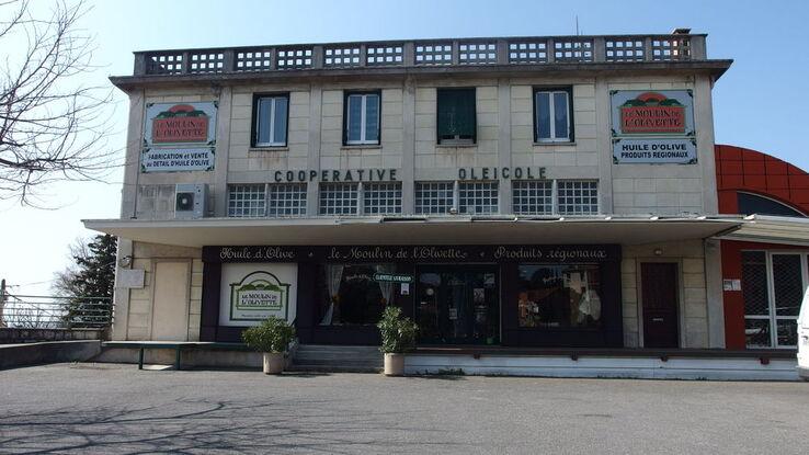 Le Moulin de L'Olivette