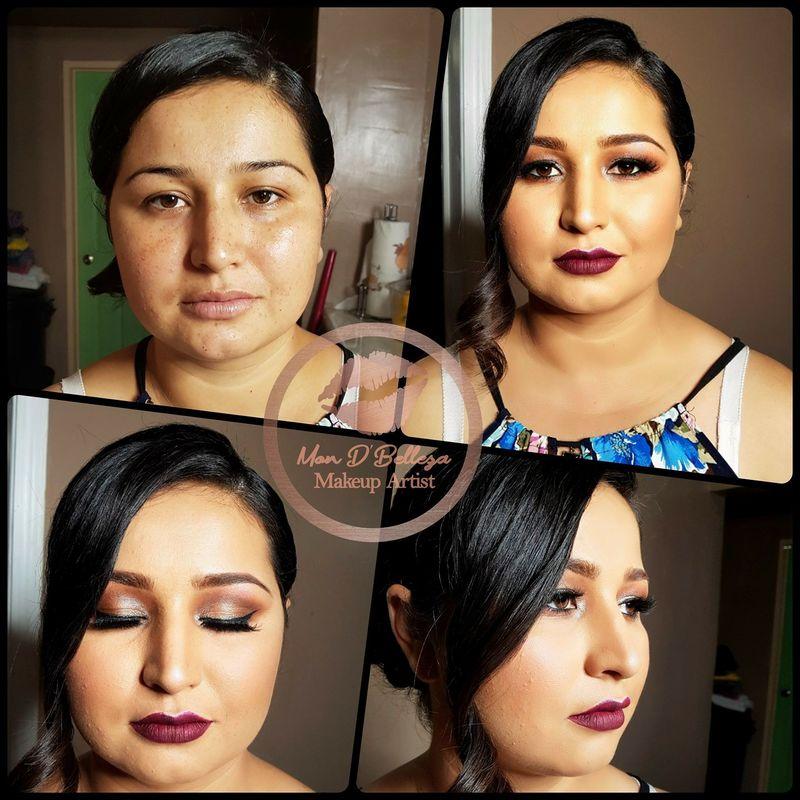 Mon D'Belleza Makeup Artist