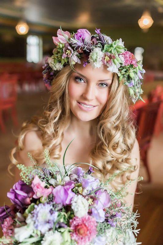 Weddinger Hair- & Make-Up Artist Melanie Olszok