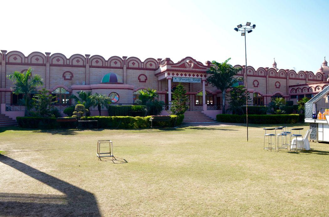 Punjabi Bagh Resorts