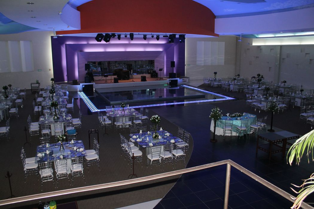 Salones Antares y Terranova