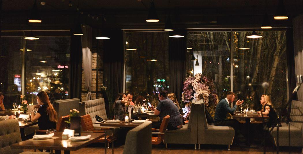 Ресторан OGONЁК