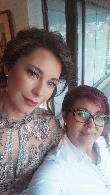 Marcela Suárez Makeup