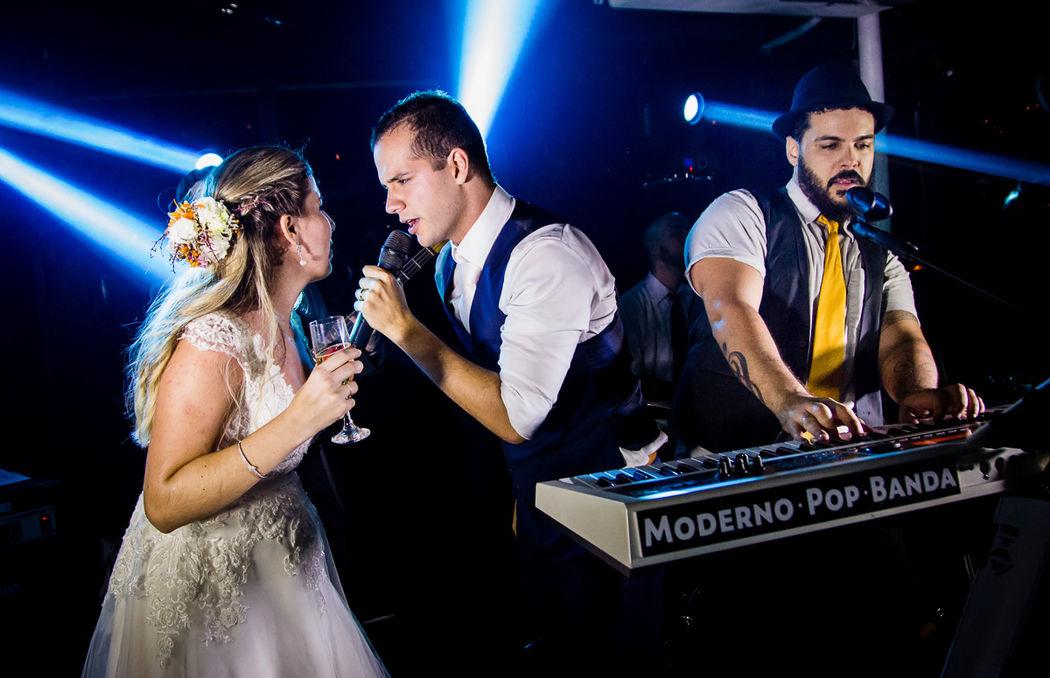 Moderno Pop Banda