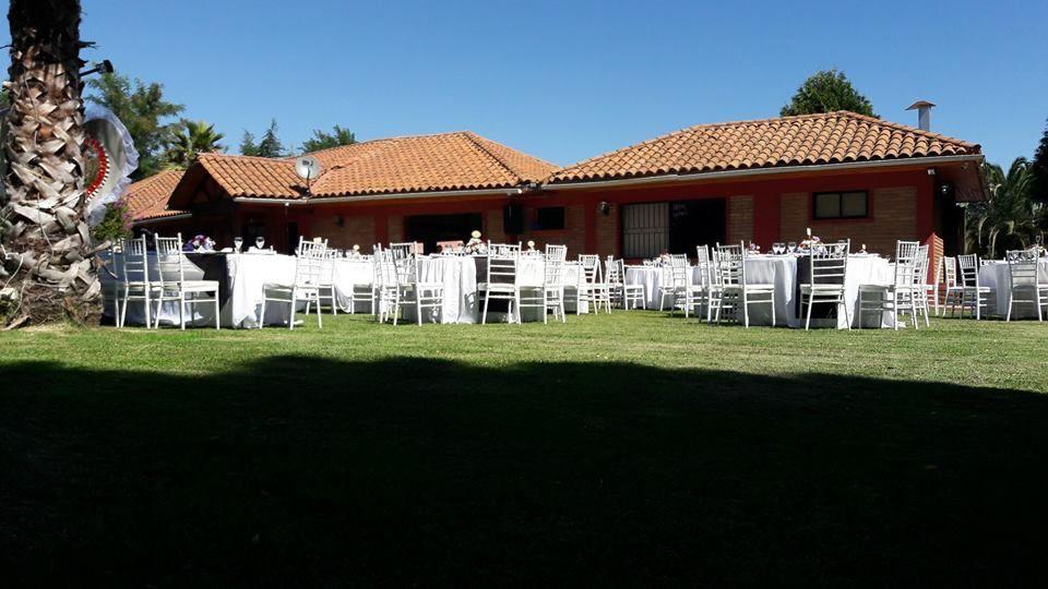 Centro de Eventos Casona de Romeral